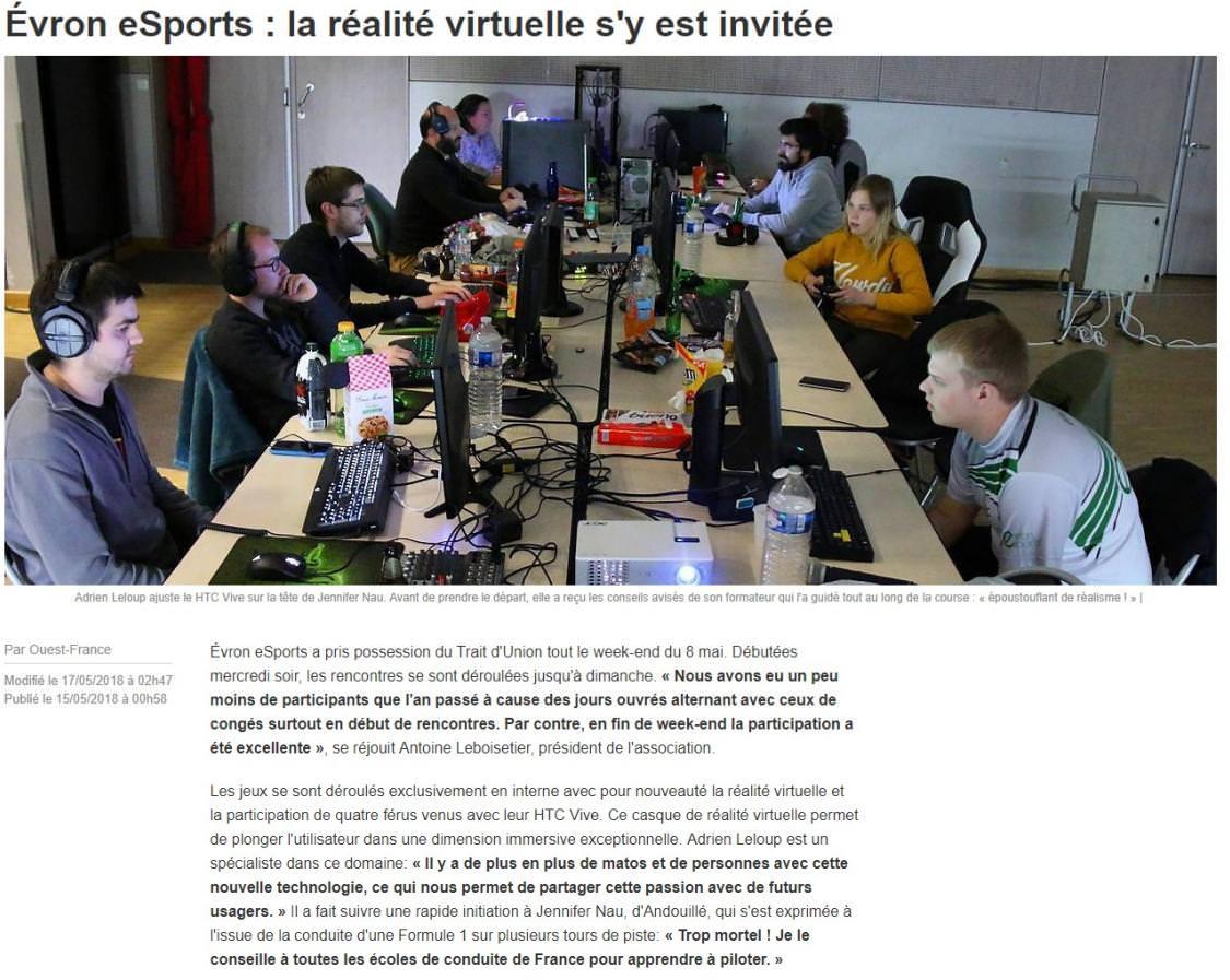 Evron eSports LAN #7
